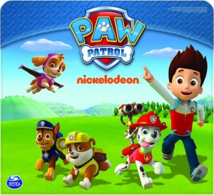 Paw Patrol are ready to roll - into Gloworm