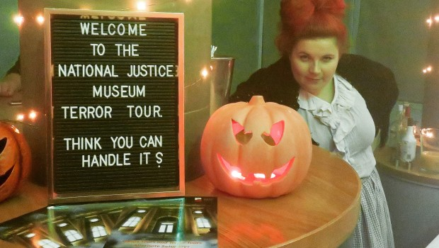 Share this content....  The scene was certainly set for Nottingham's National Justice Museum's Terror Tour, with smoke eerily flooding throughout the main entrance hall as we entered . I was […]