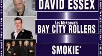 Share this content....  TONY DENTON PROMOTIONS PROUDLY PRESENTS LEGENDS LIVE UK TOUR FEATURING SUZI QUATRO DAVID ESSEX LES McKEOWN'S BAY CITY ROLLERS SMOKIE OVER 50 TOP 30 HITS AND IN […]