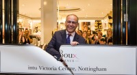 OPENS 30TH UK STORE IN NOTTINGHAM   The lingerie destination brand has opened its first retail spot in the East Midlands. Boux Avenue, the lingerie and womenswear brand owned […]