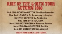 THE DUTTY MOONSHINE BIG BAND ANNOUNCE AUTUMN UK TOUR DATE 14-piece Jazz trained big band fronted by Grime MCs playing everything from huge Garage bangers to intelligent Jazz covers, […]
