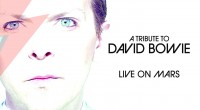 Following its hugely successful tour in 2017, LIVE ON MARS, returns to continue its amazing journey celebrating the very best of iconic pop hero David Bowie; his music, artistry, style and showmanship… […]