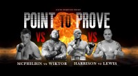 Share this content....  Ashton Promotions presents 'POINT TO PROVE' EBF BOXING WITH FOUR HEAVYWEIGHTS HEADLINING   Ashton Promotions return for another night of EBF boxing on Saturday 1 December 2018 at […]