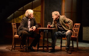 Rebus_Charles Lawson as Rebus & Neil McKinven as Mordaunt_c Robert Day
