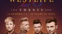 WESTLIFE RETURN WITH 'THE TWENTY TOUR' NEW 2019 TOUR ANNOUNCED TODAY CELEBRATING 20 YEARS OF WESTLIFE  the UK and Ireland for the first time in seven years, performing at the […]