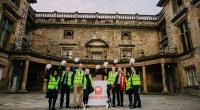Share this content.... History in the making – transformation works start at Nottingham Castle  Works have officially begun to transform Nottingham Castle into a world-class heritage destination, as Midlands […]