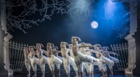 Matthew Bourne's famous adaption of Swan Lake came to Nottingham Theatre Royal this week. As expected it was exquisite, from the moment the swan on the curtain came to life […]