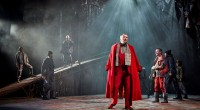 NATIONAL THEATRE TOUR OF RUFUS NORRIS' NEW PRODUCTION OF MACBETH   To visit Theatre Royal Nottingham 22-26 January 2019 as part of an 18-venue tour of the UK and […]