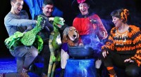The fantastic Room on the Broom is back at Nottingham Theatre Royal this week. Based on the children's favourite by Julia Donaldson, the story of the witch and her cat […]