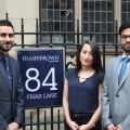 LtoR Tiran Sandhu, Alicia Yilmaz, Jay Singh 2