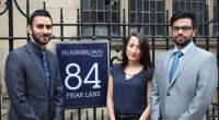 Three members of Fraser Brown Solicitor's Nottingham team have been appointed for honorary roles in the Nottingham Junior Lawyers Division (NJLD) to represent, promote and nurture the interests of […]
