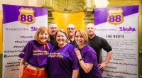 Team 88 is the brainchild of Roy Bond, a Magician from Nottingham, who aims to raise £4,000 for the Stroke Association by walking with fellow team members from Nottingham […]