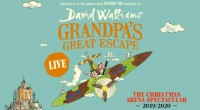 TICKETS ON SALE NOW!     Actor and comedian Nigel Planer will star as Grandpa in the first ever stage adaptation of Grandpa's Great Escape, the exhilarating number […]
