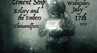 Looking for a bit of midweek folk? Then Wednesday's gig (17 July) at the Chameleon will answer your prayers. It will feature three incredible indie-folk bands; Cement Ship, Kelsey and […]