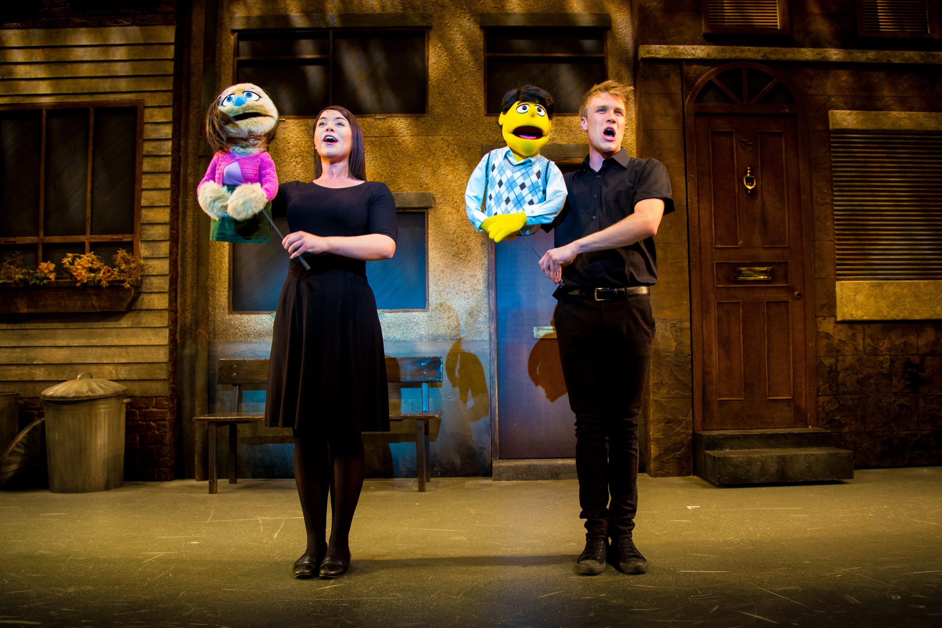 Avenue Q (previous cast)-33