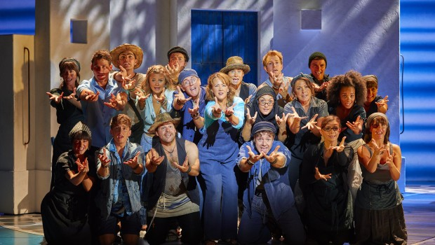 Share this content....  Full casting announced for the MAMMAMIA!UK & International Tour Full casting has been announced for the sensational feel-good musicalMAMMA MIA!which comes to the Royal Concert Hall […]