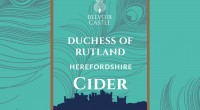 New Range of Belvoir Ciders Celebrate Family Roots   A selection of four new small-batch artisan ciders, inspired by the Duchess of Rutland's family connections with the Welsh Marches, […]
