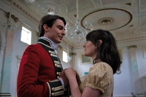 Mr Wickham and Lydia Bennet