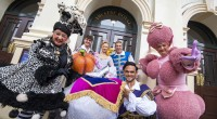 Les Dennis, Connor McIntyre, Gareth Gates and Richard Cadell & Sooty bought some early Christmas sparkle to the city today as the Theatre Royal launched their must-see family panto […]