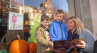 Following on from the success of last year's It's in Nottingham Halloween Trail, when around 400 families descended on the city to join in with the free fun, the […]