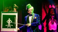 Last week saw the return of the Rocky Horror Show to Nottingham Royal Concert Hall Richard O'Brien's legendary rock 'n' roll musical once was again a massive success with the […]