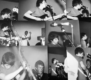 Arctic Monkeys at Bodega