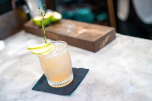 Summer at Starkey's by Bar Iberico - Winner of 2018's Nottingham Best Cocktail