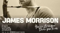 ANNOUNCED TO SUPPORT JAMES MORRISON ON UK TOUR