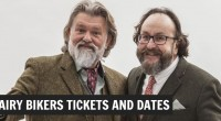 THE HAIRY BIKERS 2020 UK TOUR ANNOUNCED   JOIN DAVE AND SI FOR AN EVENING OF FOOD, FROLICS AND TALES FROM A LIFE ON THE ROAD   TICKETS ONSALE […]