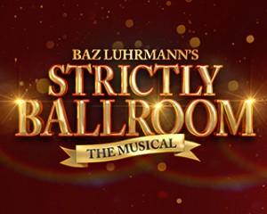 Strictly Ballroom Logo