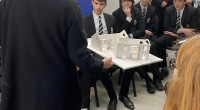 Mission 'impastable': Southwell pupils challenged to build spaghetti bridges Directors of local housing developer Stagfield Group and contractor nmcn Plc tasked school pupils to create a sturdy bridge out […]