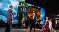 The legendary J B Priestley's classic thriller An Inspector Calls returned to Nottingham's Theatre Royal this week. It was packed out on Tuesday night, with a very mixed audience. It […]