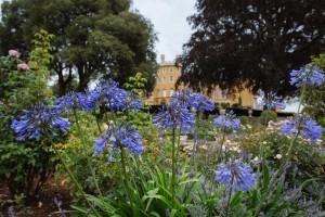 Gardens at Belvoir Castle