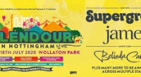 The line up for Splendour is taking shape, with an exciting list of new artists announced today (19March 2020) to join the already confirmed Supergrass, James and Belinda […]