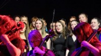Share this content.... The sun had already set on International Women's Day 2020 but it wasn't quite over yet! Nottingham's Royal Concert Hall is filled with the sounds of the […]
