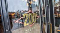 Coffee lovers can pick up freshly roasted coffee, other hot and cold drinks and cakes to go at 200 Degrees Coffee's Flying Horse Walk shop in Nottingham, which reopened […]