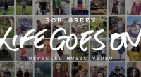 Hundreds of people getting on with their daily lives during lockdown have helped create a life-affirming music video for the latest release from singer-songwriter ROB.GREEN. The new single Life […]