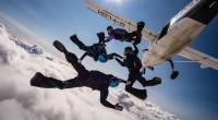 Nottinghamshire skydiving centreSkydive Langarhas welcomed a record number of new customers to its Vale of Belvoir facility as the so-called 'experience economy' makes its comeback post lockdown.  The […]