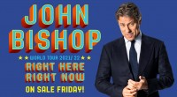 'A gloriously gifted storyteller' ★★★★ Daily Telegraph Comedy superstar John Bishop is coming to the Motorpoint Arena Nottingham with his highly anticipated brand-new stand up show – Right Here, […]