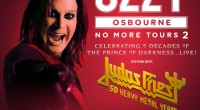 "Rock and Roll Hall of Fame inductee and Grammy®-winning singer and songwriter OZZY OSBOURNE has just announced the postponement of his UK and European shows on his ""NO MORE […]"