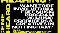 New Project To Help Young Deaf Adults  Break Into Music Scene 25 January – 12 February 2021 A fully inclusive music led project for young deaf adults has been […]