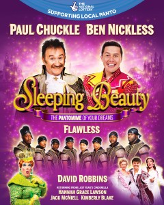Sleeping Beauty 2020_21 TR Nottm Artwork Image