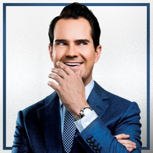 JIMMY CARR TERRIBLY FUNNY TOUR IMAGE BORDER LARGE