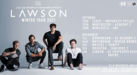 Lawson have announced the details of their upcoming Winter tour for October and November 2021. The band will perform eight very special dates across the UK, kicking things off […]
