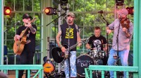 Arboretum Sunsets kicked off with a weekend of folk punk headlined by Nottingham's own Ferocious Dog on Saturday and New Model Army's Justin Sullivan on Sunday.   […]