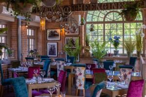 New Brasserie Opens at Belvoir Castle's Engine Yard