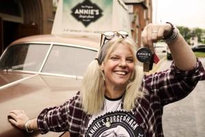 ANNIE from Annie's Burgers