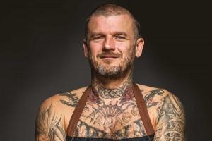 Dirty Vegan Matt Pritchard - Credit Chris Terry