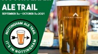 The wait is over as Nottingham Ale Trail makes a return to the city for a month-long campaign to highlight the great range of cask ales available at […]