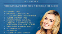 TICKETS AVAILABLE HERE The biggest selling classical artist of the century, Katherine Jenkins sets off on her highly anticipated headline tour this November. Bringing back the magic of live […]